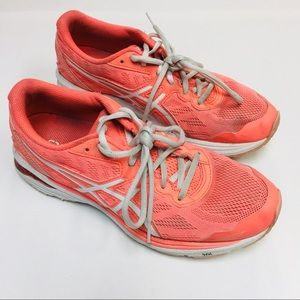 ASICS | GT- 1000 Running Sneakers In Coral Sz 8.5